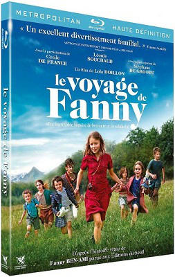 Le Voyage de Fanny french bluray 720p