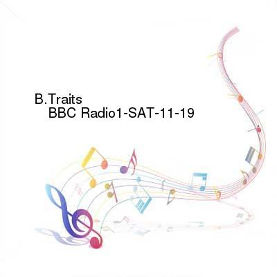 HDTV-X264 Download Links for B.Traits_-_BBC_Radio1-SAT-11-19-2016-TALiON