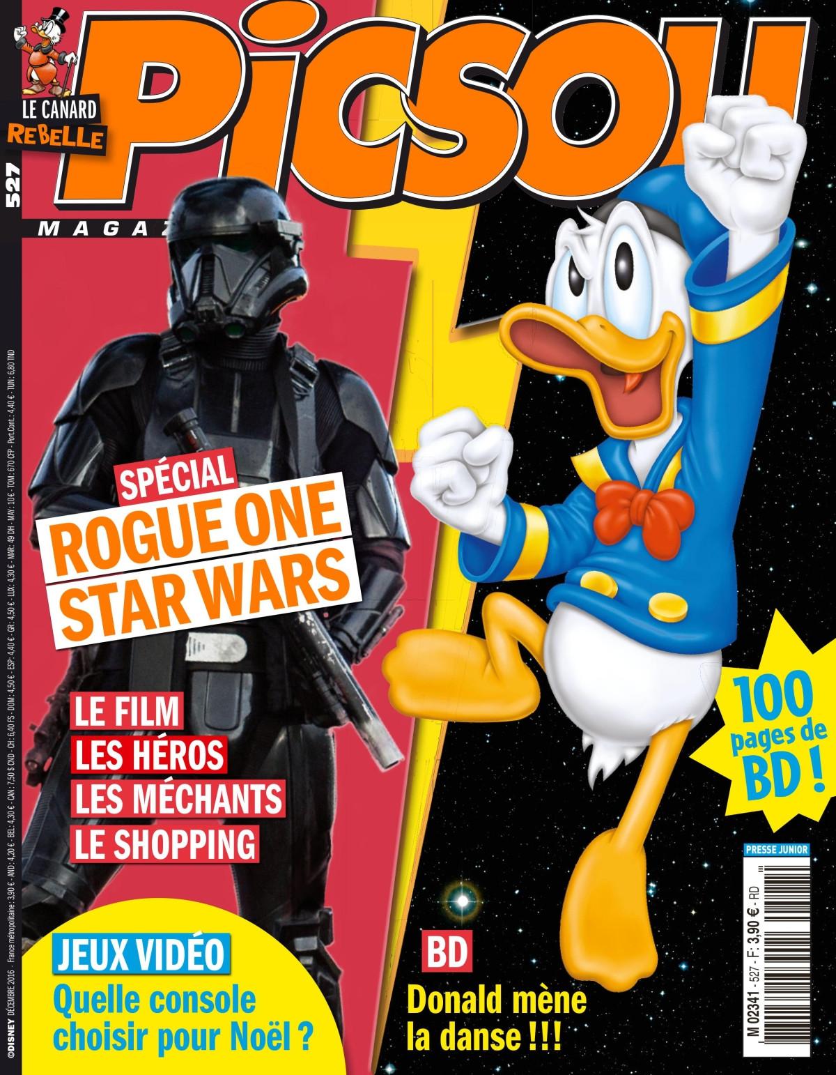 Picsou Magazine 527 - Décembre 2016