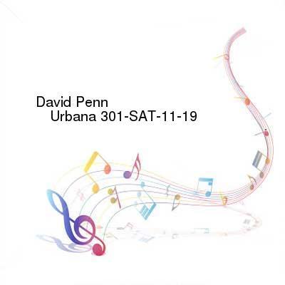 HDTV-X264 Download Links for David_Penn_-_Urbana_301-SAT-11-19-2016-TALiON