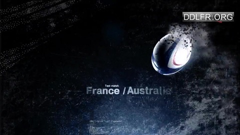 Rugby Test-match France Australie 19 Novembre 2016