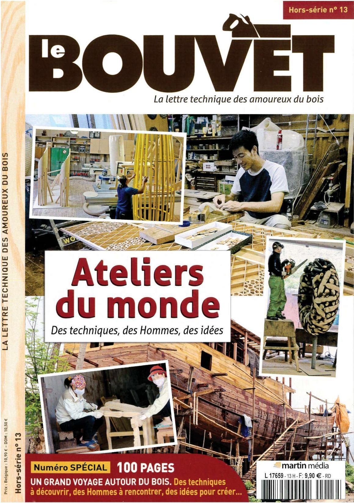 Bouvet Hors-Série 13 - Les ateliers du monde