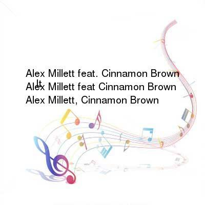 HDTV-X264 Download Links for Alex_Millett_feat_Cinnamon_Brown_-_Its_A_Shame-WEB-2016-iDC