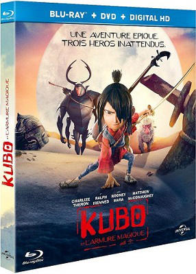 Kubo et l'armure magique french bluray 1080p