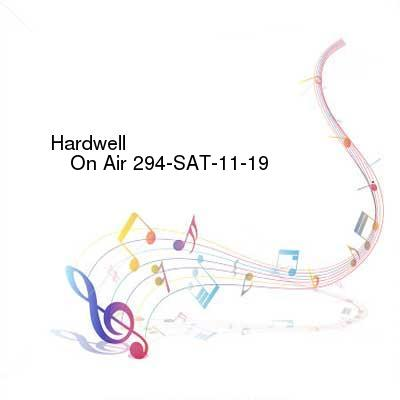 HDTV-X264 Download Links for Hardwell_-_On_Air_294-SAT-11-19-2016-TALiON