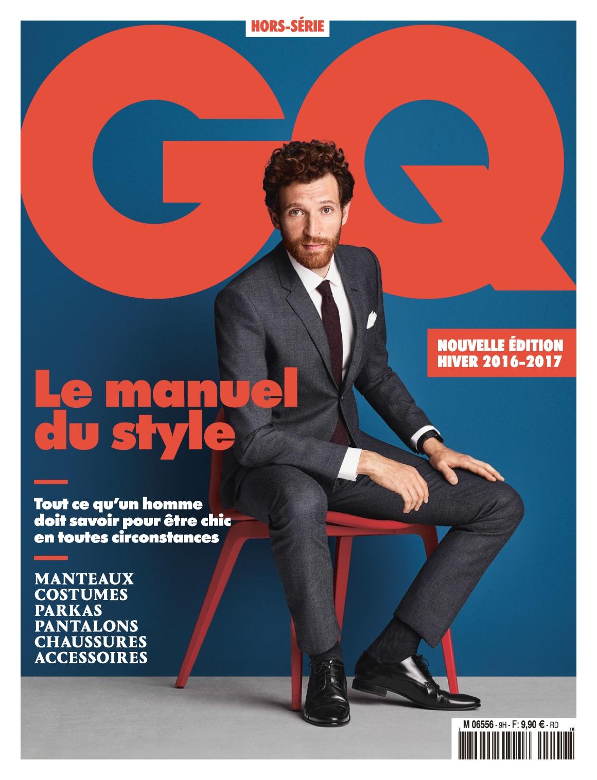 GQ L'Essentiel du Style HS 9 - Hiver 2016-2017