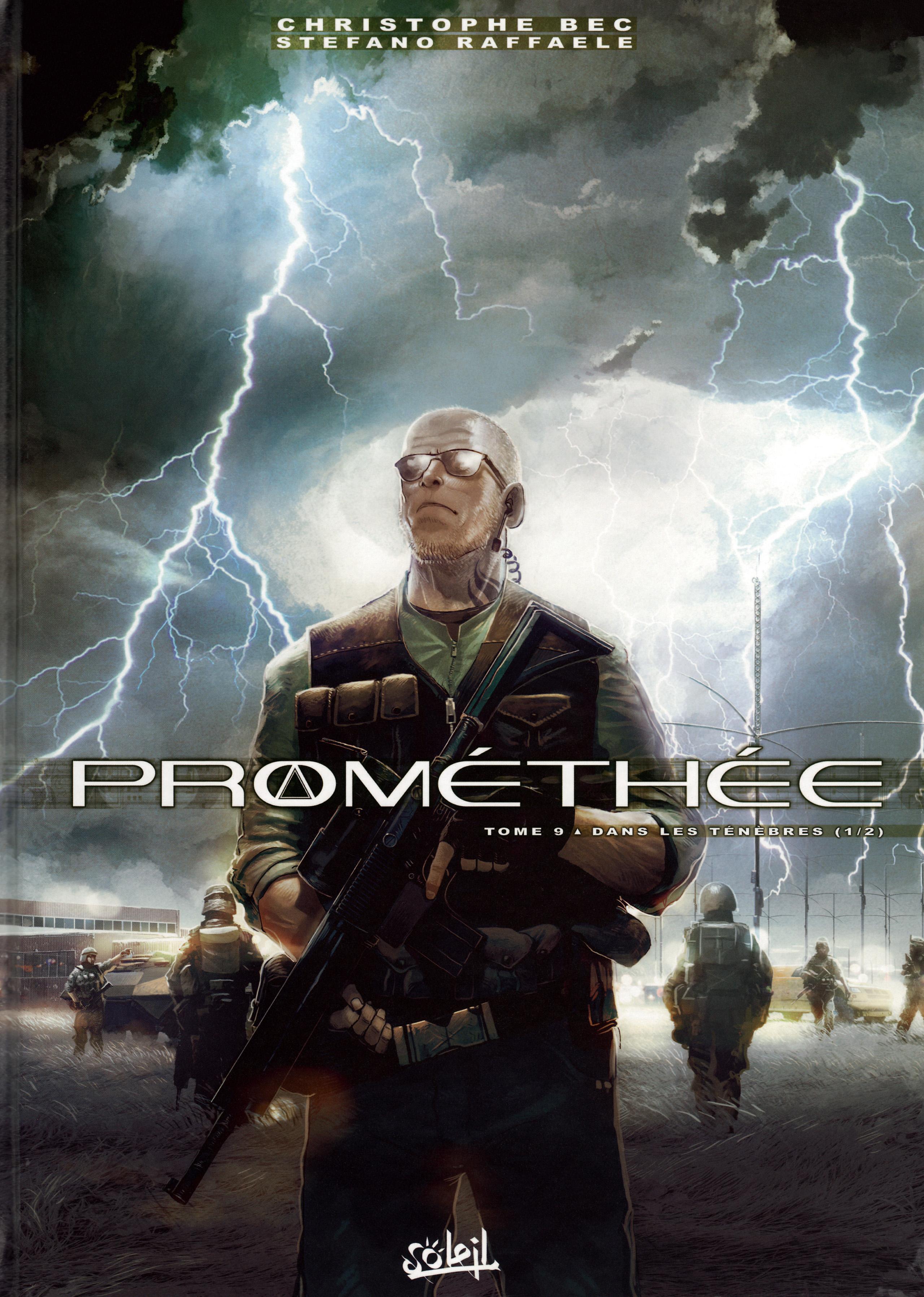 Prométhée - T09 - Dans les ténèbres 1