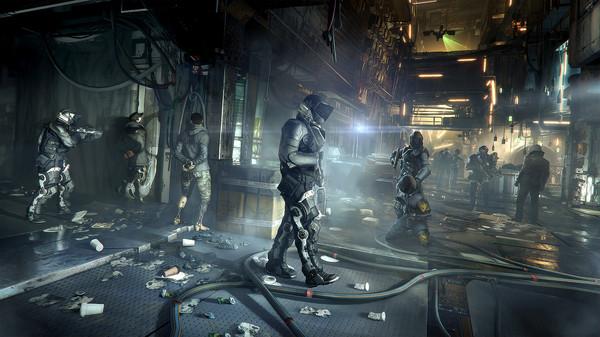 Deus Ex: Mankind Divided image 1