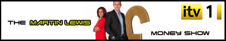 HDTV-X264 Download Links for The Martin Lewis Money Show S06E01 720p HDTV x264-C4TV