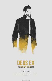 Poster for Deus Ex: Mankind Divided