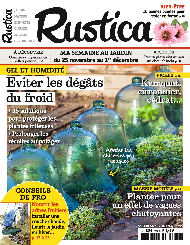 Rustica 2448 - 25 Novembre au 1 Décembre 2016