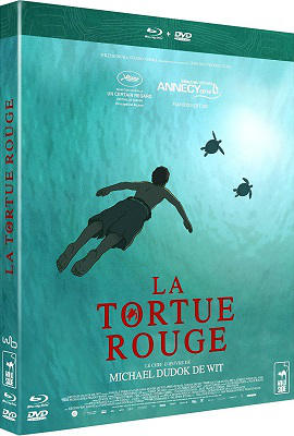 La Tortue rouge bluray 1080p