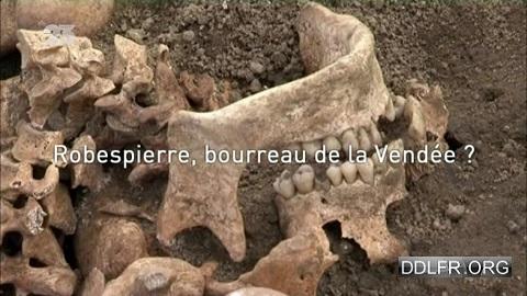 L'ombre d'un doute Robespierre : bourreau de la Vendée