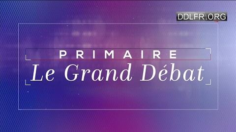 Le grand débat de la primaire