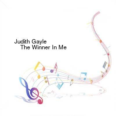 HDTV-X264 Download Links for Judith_Gayle-The_Winner_In_Me-WEB-2016-JAH