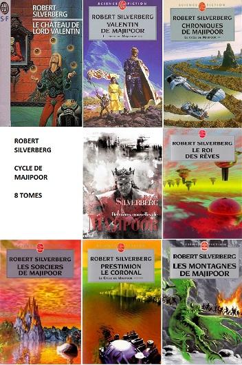 Cycle de majipoor - Robert Silverberg [8 tomes]