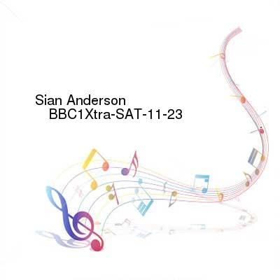 HDTV-X264 Download Links for Sian_Anderson_-_BBC1Xtra-SAT-11-23-2016-TALiON