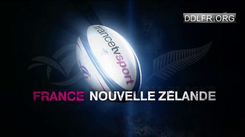 Rugby Test-match France Nouvelle-Zélande 26 Novembre 2016 HDTV
