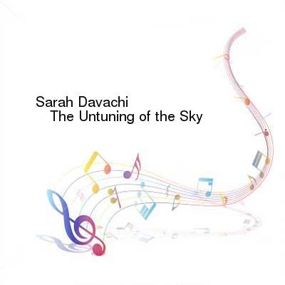 HDTV-X264 Download Links for Sarah_Davachi-The_Untuning_of_the_Sky-WEB-2013-ENSLAVE