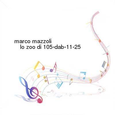HDTV-X264 Download Links for Marco_Mazzoli-Lo_Zoo_Di_105-DAB-11-25-2016-G4E