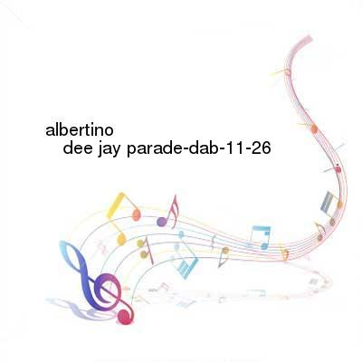 HDTV-X264 Download Links for Albertino-Dee_Jay_Parade-DAB-11-26-2016-G4E