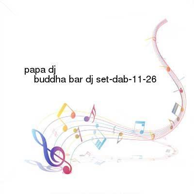 HDTV-X264 Download Links for Papa_DJ-Buddha_Bar_DJ_Set-DAB-11-26-2016-G4E