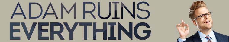HDTV-X264 Download Links for Adam Ruins Everything S01E21 Adam Ruins Prison XviD-AFG