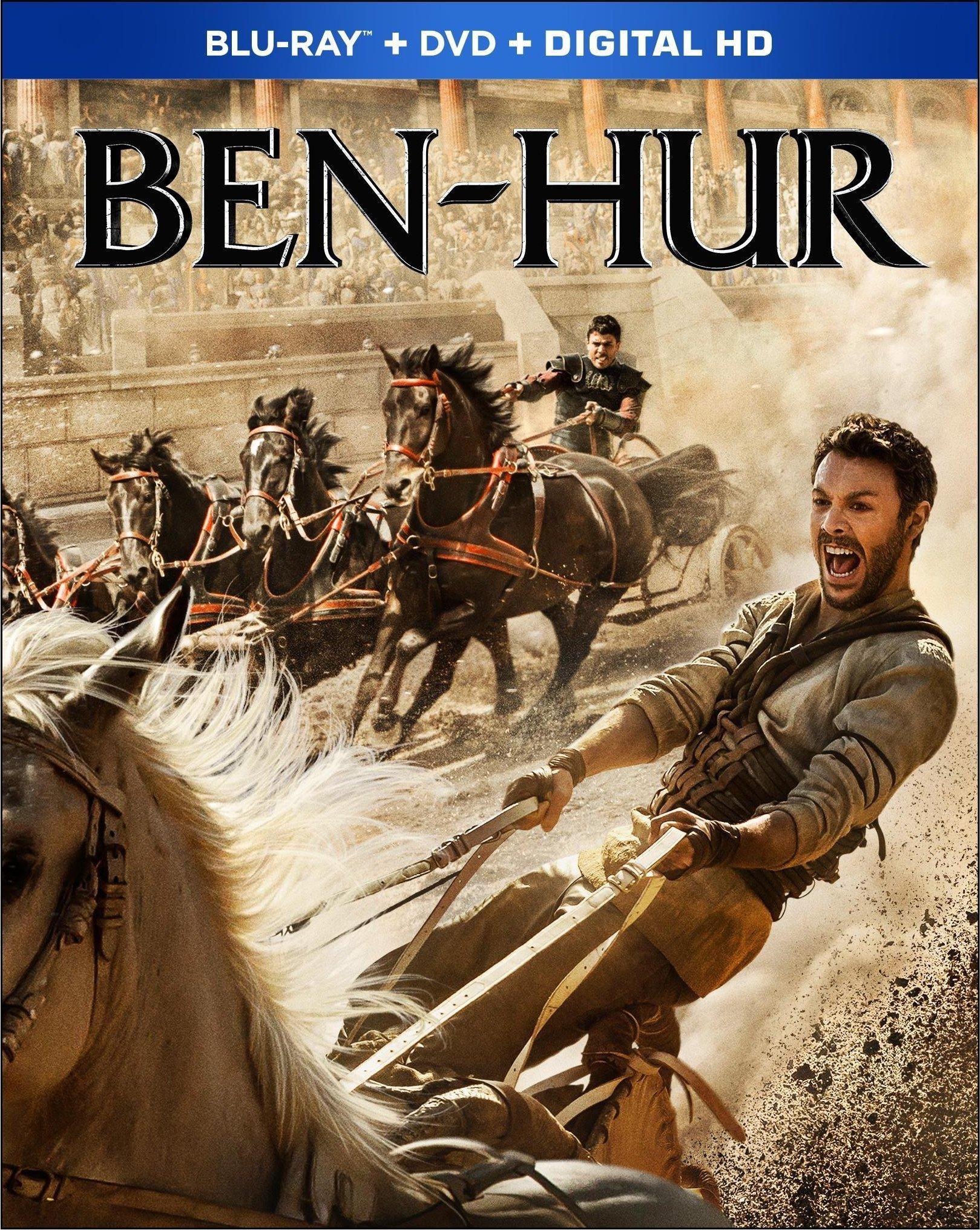 Ben-Hur (2016) poster image