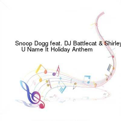 HDTV-X264 Download Links for Snoop_Dogg-U_Name_It_Holiday_Anthem-Single-WEB-2016-ENRAGED