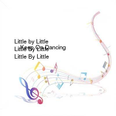 HDTV-X264 Download Links for Little_By_Little_-_Keep_On_Dancing-WEB-2016-iDC