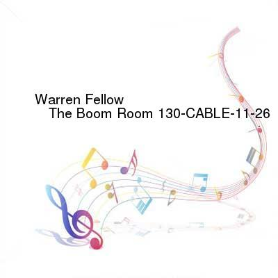 HDTV-X264 Download Links for Warren_Fellow_-_The_Boom_Room_130-CABLE-11-26-2016-TALiON
