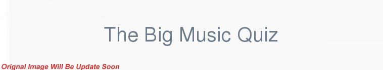 HDTV-X264 Download Links for The Big Music Quiz S01E04 720p HDTV x264-ORENJI