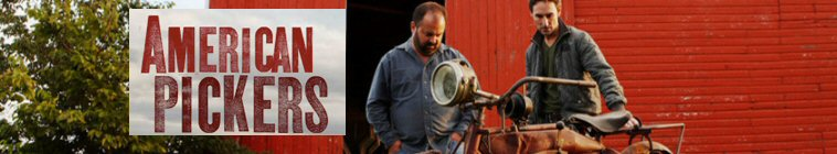 HDTV-X264 Download Links for American Pickers S16E08 HDTV x264-W4F