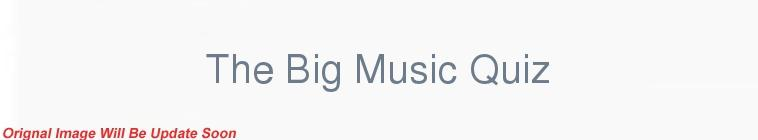 HDTV-X264 Download Links for The Big Music Quiz S01E03 XviD-AFG