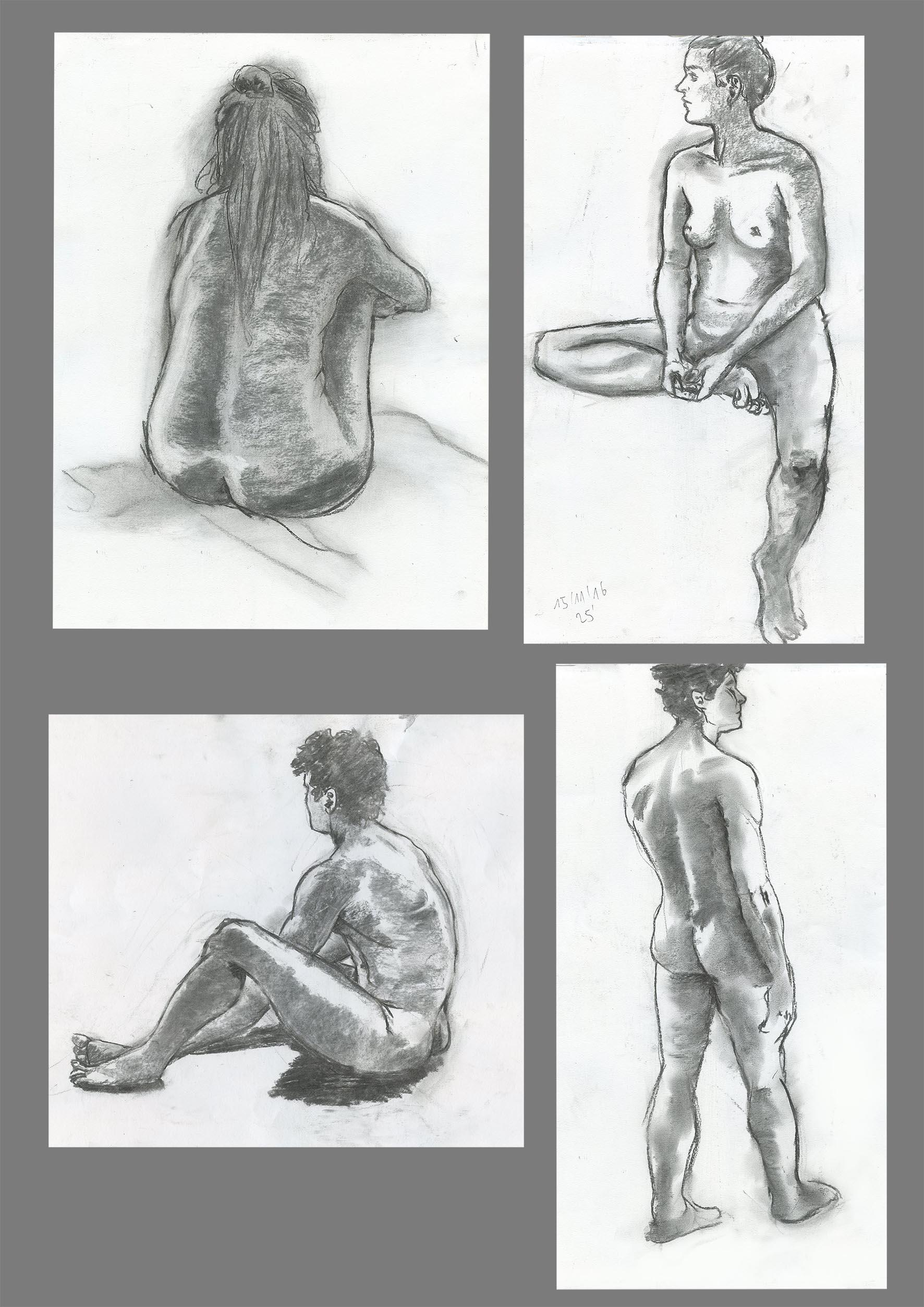 Noomis - Etudes, croquis & Wip [ Nudité ] - Page 7 161128125612336256