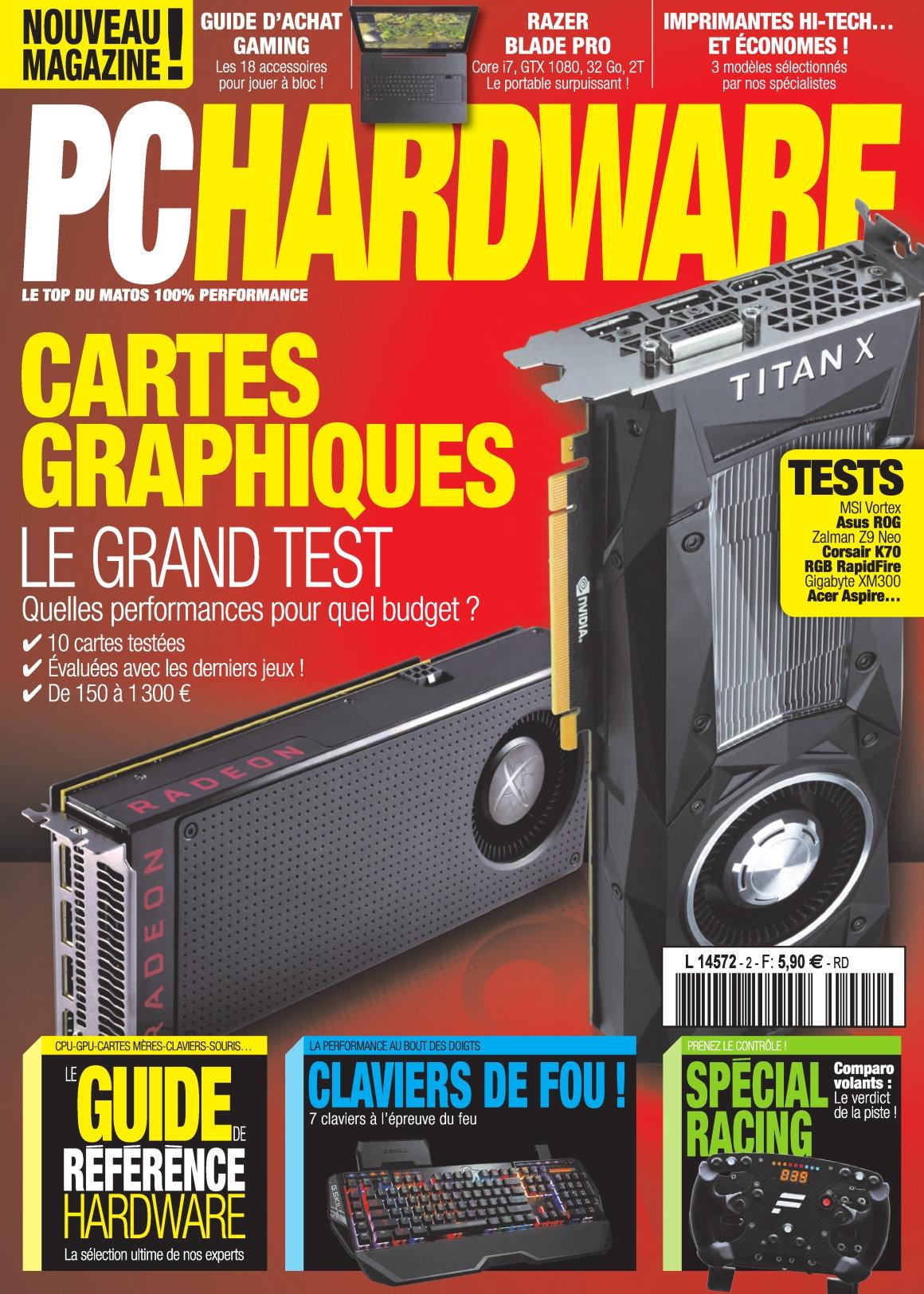PC Hardware 2 - Décembre 2016/Janvier 2017