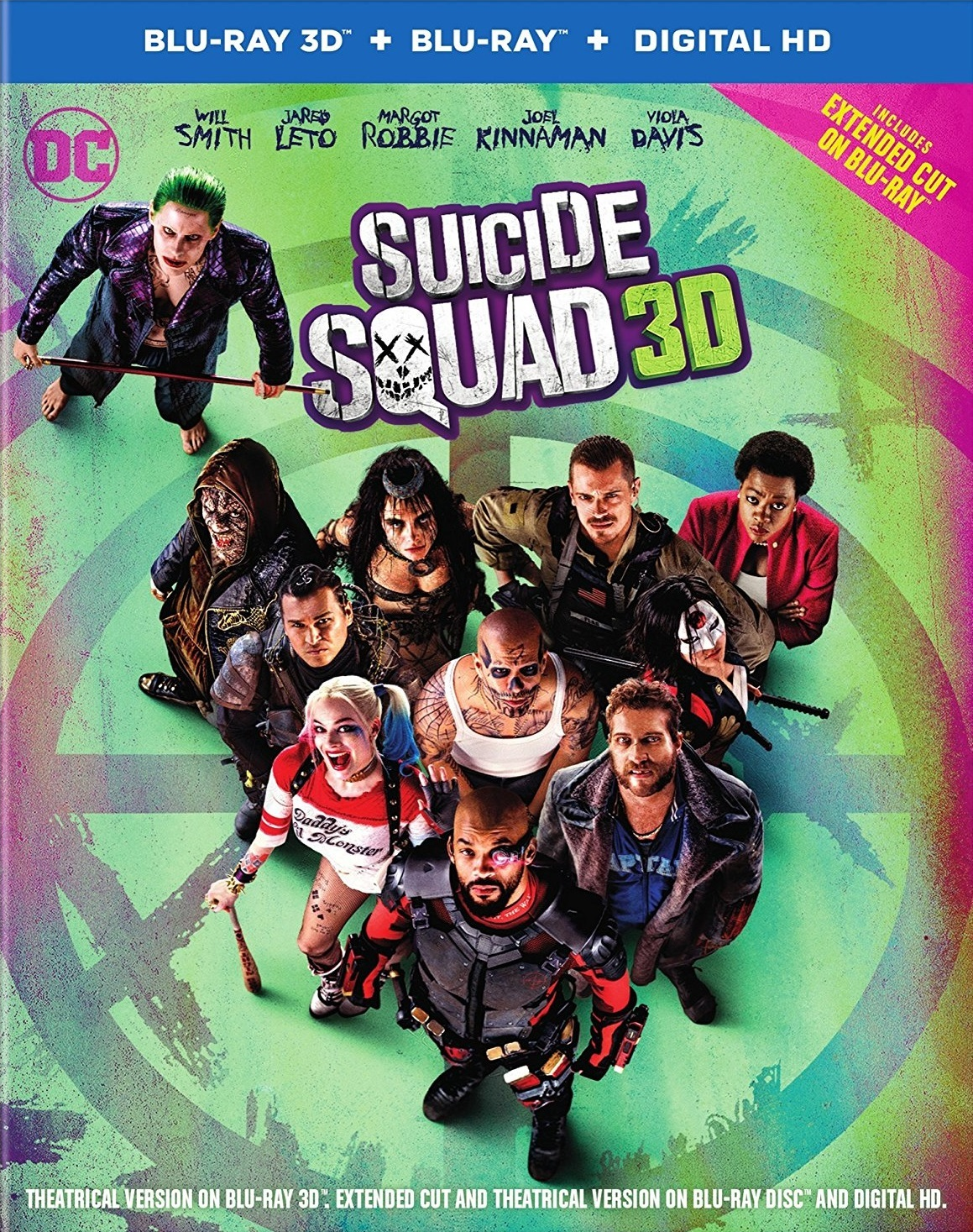 Suicide Squad (2016) poster image