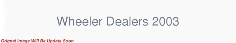 HDTV-X264 Download Links for Wheeler Dealers 2003 S13E12 720p HDTV x264-C4TV