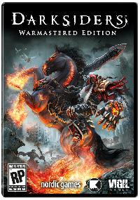 Poster for Darksiders: Warmastered Edition