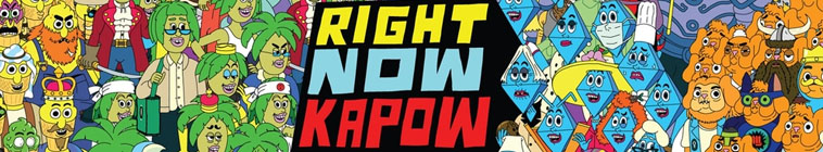 HDTV-X264 Download Links for Right Now Kapow S01E09 AAC MP4-Mobile
