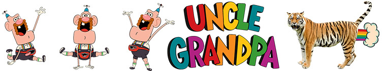 HDTV-X264 Download Links for Uncle Grandpa S04E08 720p HDTV x264-W4F