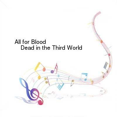 HDTV-X264 Download Links for All_for_Blood-Dead_in_the_Third_World-EP-WEB-2016-ENTiTLED