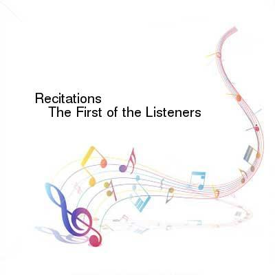 HDTV-X264 Download Links for Recitations-The_First_of_the_Listeners-EP-WEB-2016-ENTiTLED