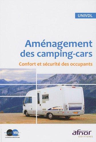 Aménagement des camping-cars - Confort et sécurité des occupants