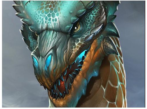 Démétrus dragon Tornheim