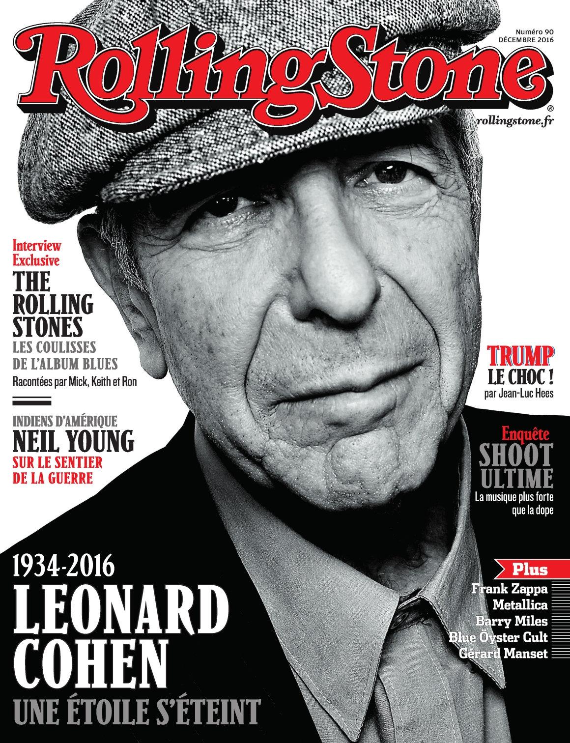 Rolling Stone N°90 - Décembre 2016