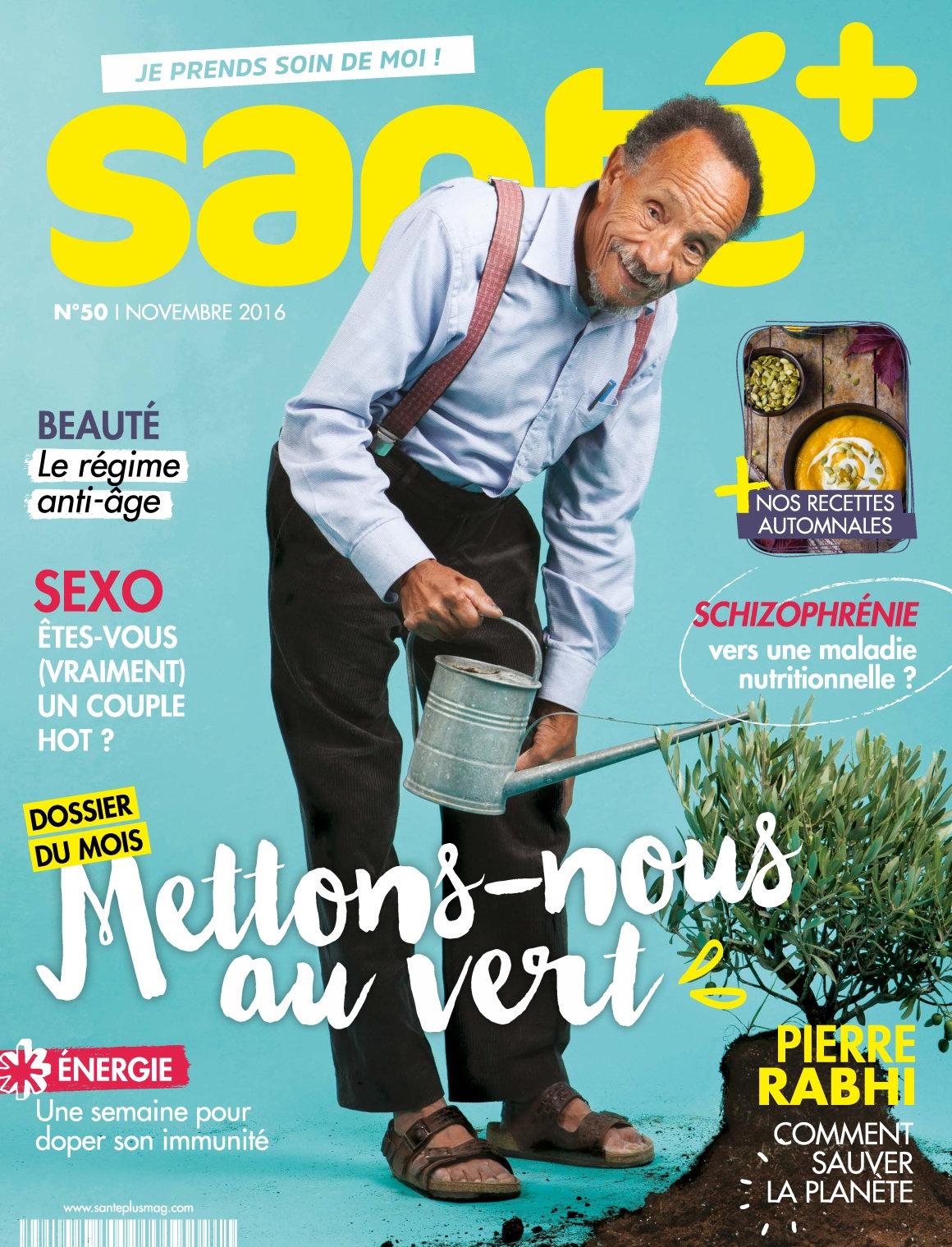 Santé+ N°50 - Novembre 2016