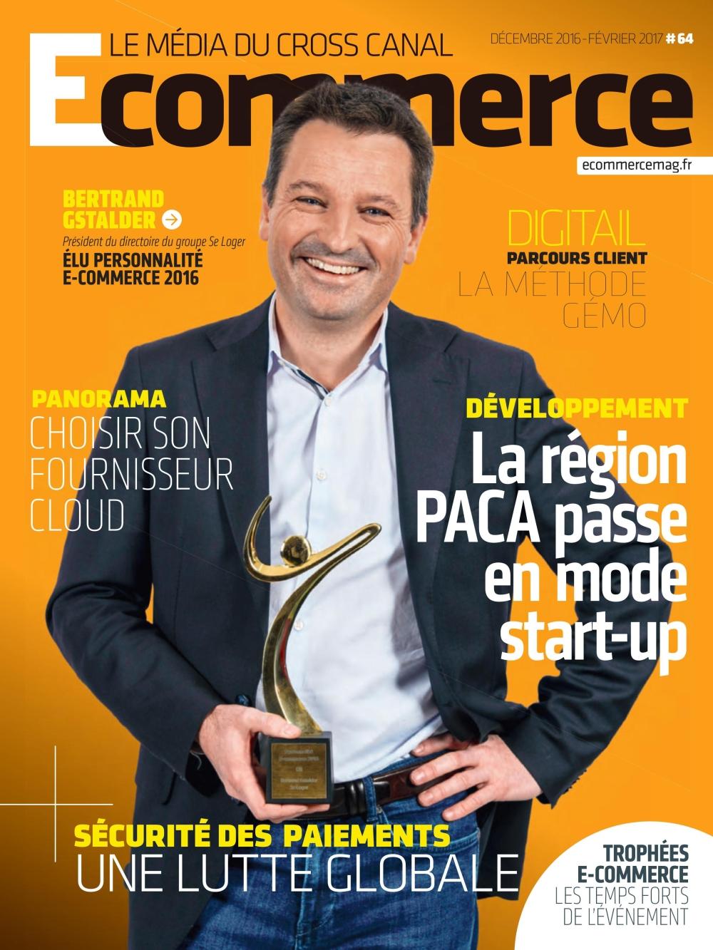 Ecommerce 64 - Décembre 2016/Février 2017