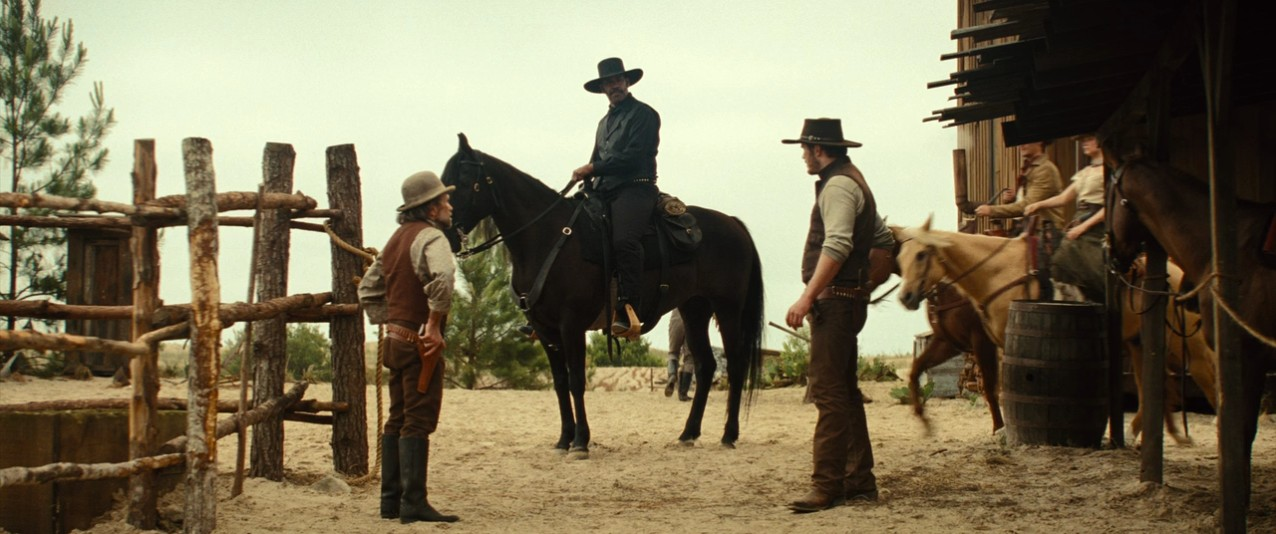 The Magnificent Seven(2016) image