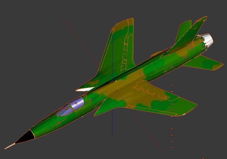 Comment texturer un camouflage avec Blender ? 161206050333828769